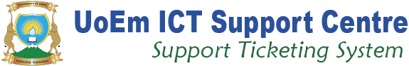 UoEm ICT Support